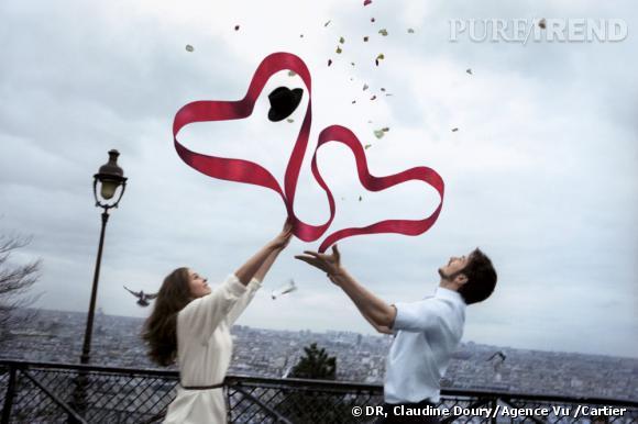 """Extrait du court-métrage """"L'amour a un nom et une couleur"""" de Luca Guadagnino."""