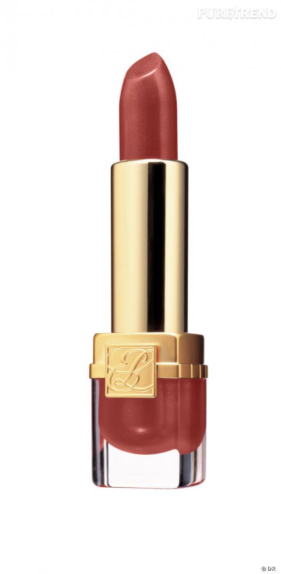 Shopping : les meilleurs rouges à lèvres     Rouge à lèvres Pure Color Cristal, Esthée Lauder, 24 euros