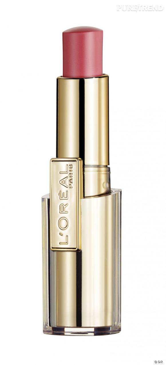 Shopping spécial petits prix : rouge à lèvres pas cher     Rouge à lèvres Rouge Caresse de L'Oréal, 11,80 euros