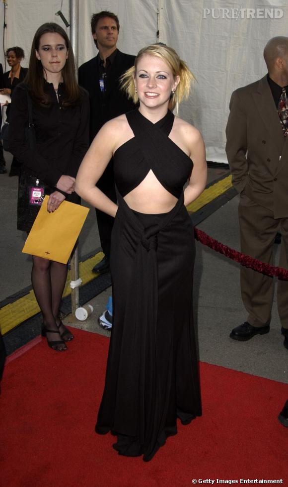 2002 : La robe paréo ? Pas très flatteuse.