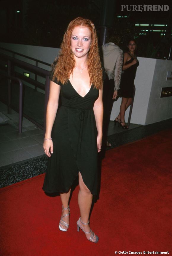 2000 : Melissa Joan Hart a été très rousse.