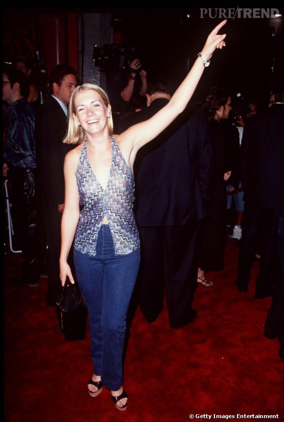 1998 : Melissa est déchaînée. Pas ses looks.