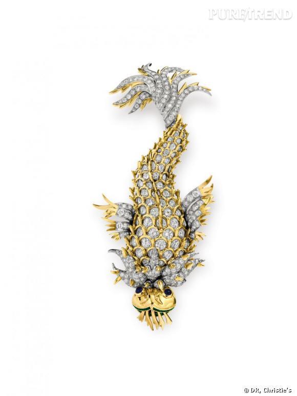 Datant bijoux Tiffany