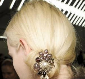 Bijoux de cheveux : je veux une coiffure précieuse !