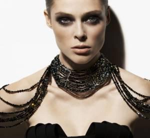 Coco Rocha crée des bijoux ethiques avec Senhoa