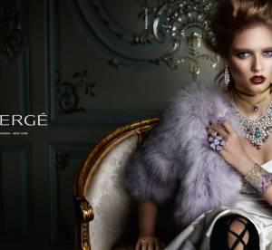 Mario Testino signe la première campagne publicitaire de Fabergé