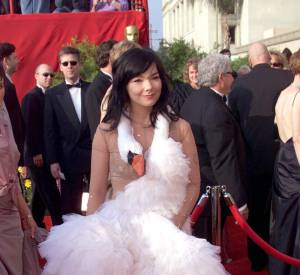 Björk, la plus... illuminée.