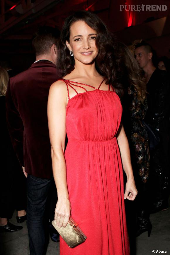 Kristin Davis aux Hollywood Style Awards 2011.