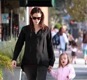 Jennifer Garner, la grossesse l'inspire