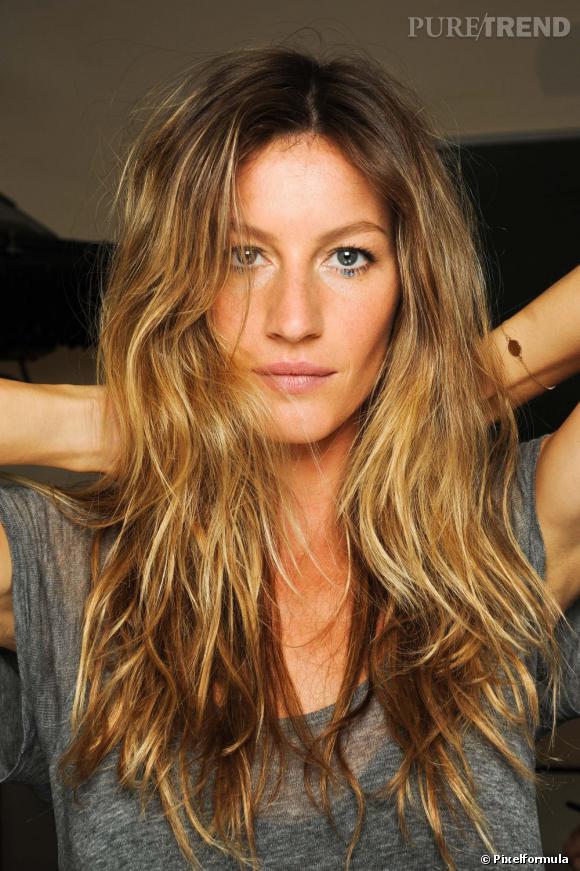 Je veux les mêmes cheveux que Gisèle Bundchen