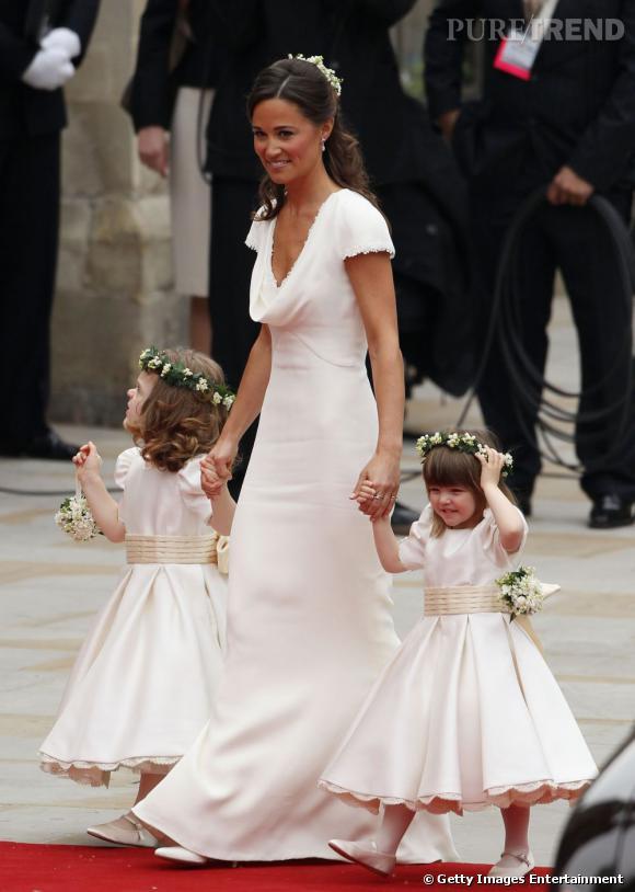 La robe de Pippa Middleton en vente sur Net-à-Porter.