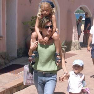 Rania de Jordanie, il y a quelques années, était une maman au top. Mince, mais avec un corps sain, elle semblait en forme.