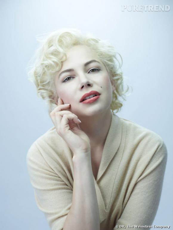 La garde-robe de Marilyn ressucitée  La costumière du film, Jill Taylor, a déclaré dans le magazine InStyle, qu'elle a étroitement collaboré avec Michelle Williams pour élaborer la parfaite garde-robe de Marilyn Monroe. Michelle apportait des photos d'inspiration, et Jill en faisait des croquis.