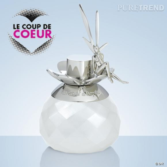 "Parfum ""Féerie Rose des Neiges"" de Van Cleef & Arpels."