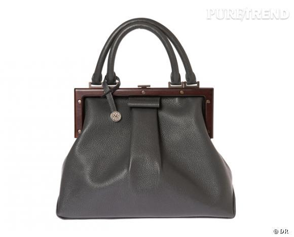 Must Have : les sacs rétro chic de Perrin Paris Sac Attelage, environ 990 €.