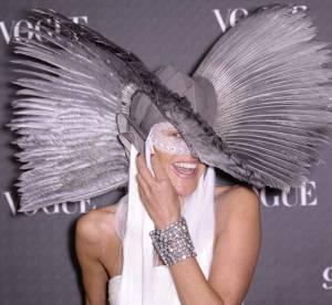 Anna Dello Russo, ses chapeaux les plus dingos !