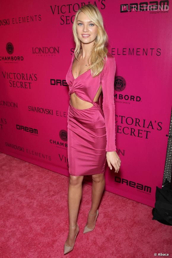 Candice Swanepoel, l'Ange sexy de Victoria's Secret.