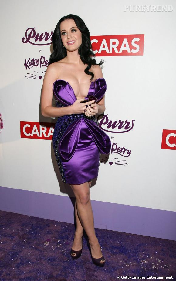 Katy Perry sans tabou.