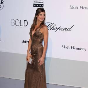 Elisabetta Canalis, le bronze sexy.