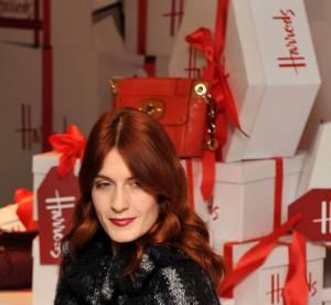 Le look du jour : Florence Welch, apparition théâtrale