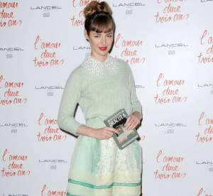 Louise Bourgoin, babydoll vintage