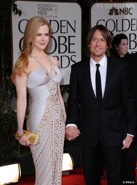 Nicole Kidman et Keith Urban.