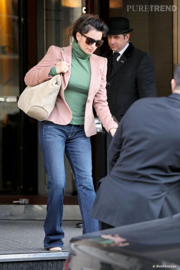 Penelope Cruz, une actrice qui ne manque pas de piquant.