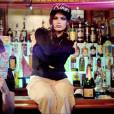 Rachel Bilson version gangsta fashionista.