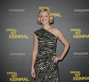 Katherine Heigl, en mode safari