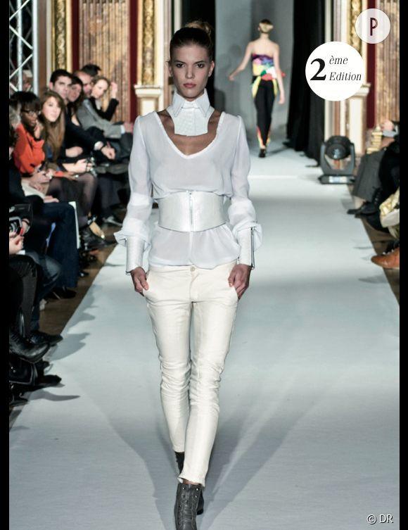 3ième édition du concours Podium des jeunes stylistes à l'hôtel Westin - Mercredi 8 février 2012