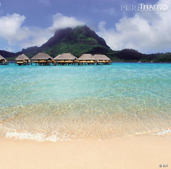 Le soin Esprit de Polynésie à la Villa Thalgo, un bonheur par ce temps.