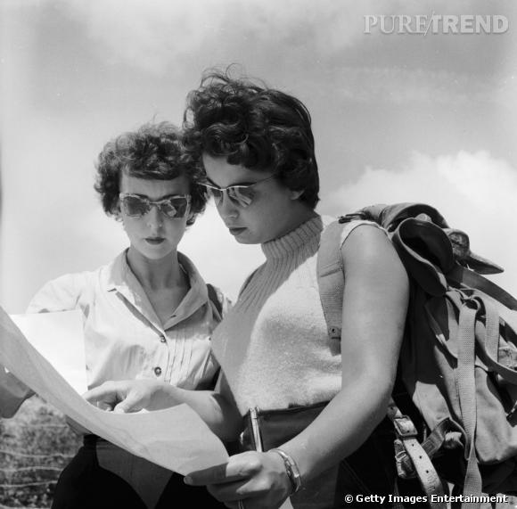 Le sac à dos, symbole de liberté dans les années 50.