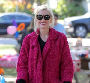 Gwen Stefani, maman barbie