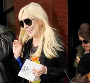 Lindsay Lohan se moque de nous