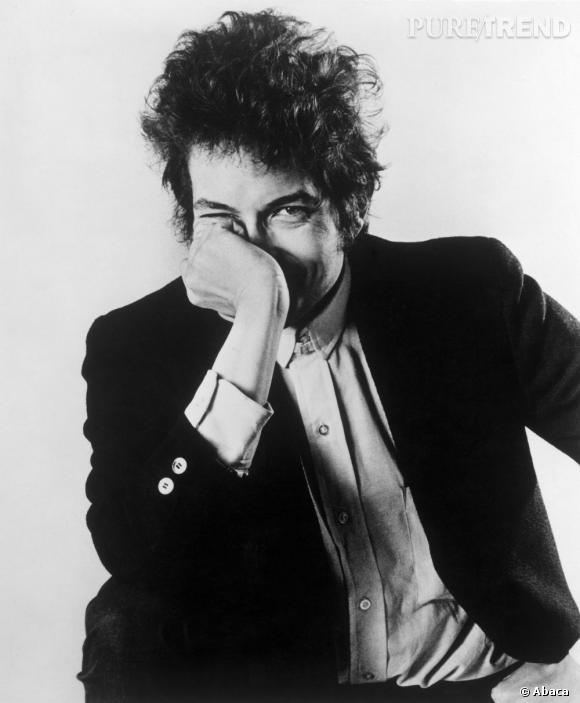 Mystérieux, presque insaisissable, Bob Dylan se cache sous l'objectif de David Kramer.