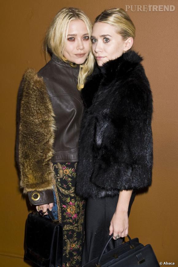 En course pour le Womenswear Designer of the Year Award : Mary-Kate et Ashley Olsen pour The Row.