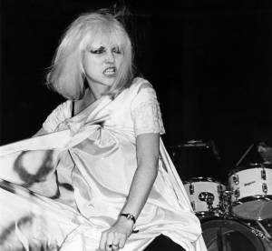 Blondie, chanteuse mythique et icône mode