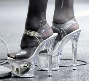 Rihanna, Diane Kruger, Taylor Momsen : Toutes chaussées comme Cendrillon