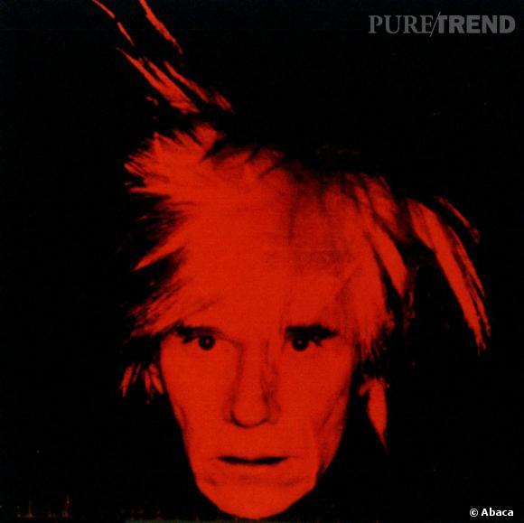 L'univers coloré d'Andy Warhol semble idéal pour une collection de maquillage.