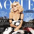 Ce n'est un secret pour personne, Lindsay Lohan est folle de Marilyn. Elle le prouve en incarnant la pin up pour l'édition espagnole de Vogue vêtue d'une robe à l'effigie de la star.