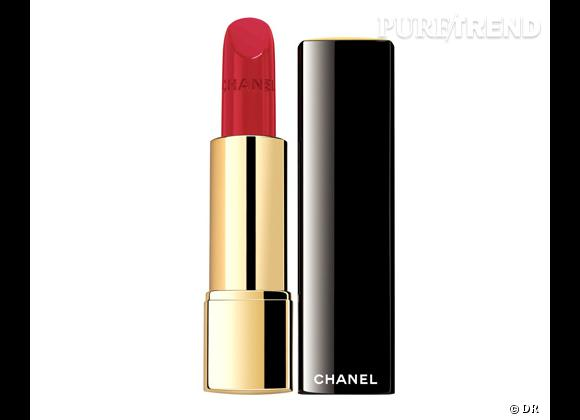Rouge Allure Passion, Chanel, 30,50 €.