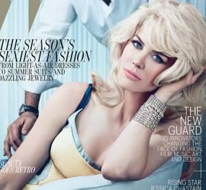 Nicole Kidman, boudeuse