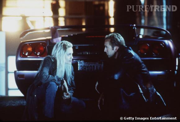 La même année (2003), elle aurait flirté avec un sale caractère si on en croit les rumeurs : Nicolas Cage.