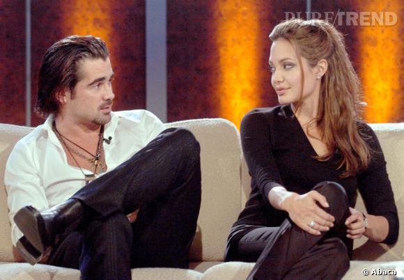 Autre bad boy, un plus gentil il parait, Colin Farrell. Une relation qui aurait vu le jour en 2003.