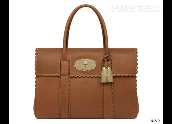 Must Have : les Cookie it-bags de Mulberry    Cookie Bayswater Mulberry, 1240 €