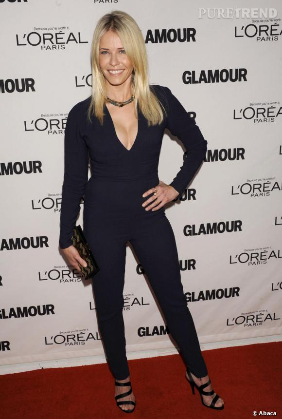 Chelsea Handler, un véritable couteau suisse à Hollywood.