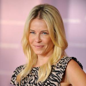 Chelsea Handler, une blonde plus potache que potiche.
