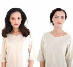 Step by step coiffure : le chignon tressé