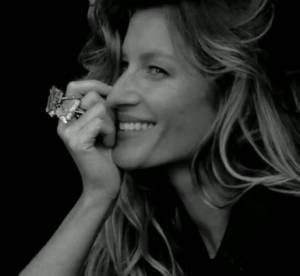 La video sexy du week-end : Gisele Bundchen pour David Yurman
