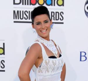 Nelly Furtado lors des Billboard Music Awards à Las Vegas.